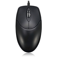 Adesso Hc-3003Us 3Btn Optical Wheel Mouse Usb 5M Clicks Key Built-In Scroll