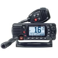 Standard Horizon Gx1400B Gx1400 Fixed Mount Vhf Black