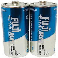 Fuji Batteries 3200Bp2 Sup Hvy Dty C 2Pk