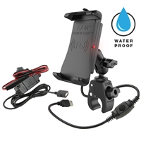 Ram Mounting Systems Ram-B-400-A-Un14W-V7M Mount Quick-Grip Waterproof Wireless