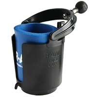 "Ram Mounting Systems Ram-B-132Bu Mount Drink Cup Holder 1"" Ball"