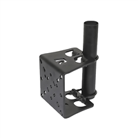 Ram Mounting Systems Ram-Vb-184T Mount Ram Vertical Drill-Down Vehicle Base