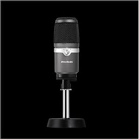 AVERMEDIA TECHNOLOGIES INC AM310 THE USB MICROPHONE DELIVERS A RICHER AND