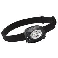 Princeton Tec Quad-Ind Quad Industrial 78 Lumen Headlamp Black