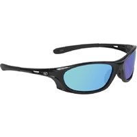 Yachters Choice Products 41103 Dorado Blue Mirror Sunglass