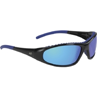 Yachters Choice Products 41403 Wahoo Blue Mirror Sunglass