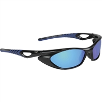 Yachters Choice Products 42603 Yellowfin Blue Mirror Lenses