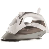 Brentwoodr Appliances Mpi-90W Steam Iron/Auto Off Wht