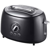 Brentwood Appliances Ts-270Bk 2 Slice Xwide Toaster Blk