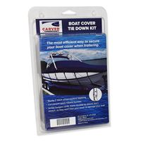 Carver By Covercraft 61000 Boat Cover Tie Down Kit