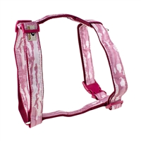 Mossy Oak 23857-04 Basic Dog Harness Pink Large