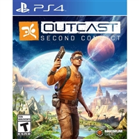 Maximum Games 113-1399 Outcast: Second Contact Playstation 4