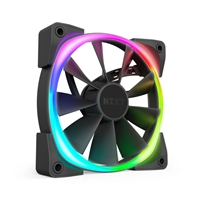 NZXT HF-28140-B1 Fan AER RGB 2 Cooling 140mm 8LEDs Retail