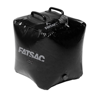 Fatsac W702-Black Brick Fat Sac Ballast Bag 155Lbs Black