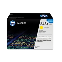 Hp Inc. Q5952A Toner 643A Yellow 10000 Pg Yield