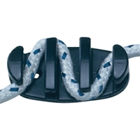 Panther 558400 Rope Cleat 3 Zinc 2/Cd