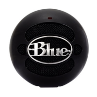 Blue Microphone 988-000069 Snowball Usb Mic-Black