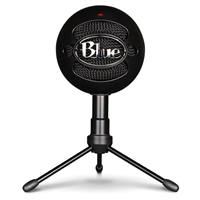 Blue Microphone 988-000067 Snowball Ice Usb Mic-Black