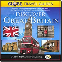 Dorling Kindersley Multimedia Dk 00566 Globe Travel Guides: Discover Great