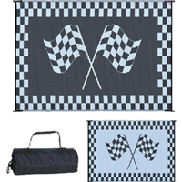 Ming's Mark RF-6091 6X9 Patiomat Racing Flag
