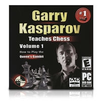 Viva Media 00185 Garry Kasparov Teaches Chess 1: How To Play The Queen'S Gambit