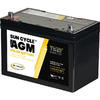 Go Power 76285 Agm Solar Battery 12V 100Ah