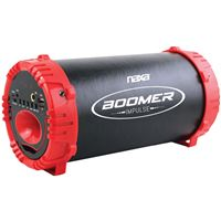 Naxa Nas-3084 Red Boomer Led Bt Bmbx