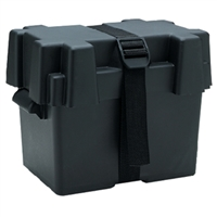FulTyme RV 590-3092 Deluxe Battery Box 27