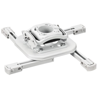 CHIEF MANUFACTURING RSMAUW UNIVERSAL MINI ELITE PROJECTOR MOUNT WHITE