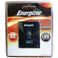 Energizer Enr100 Remote W 20Ft Cable