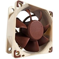 Noctua NF-A6X25 Fan 60x60x25mm A-Series Blades AAO Frame SSO2 Bearing Retail