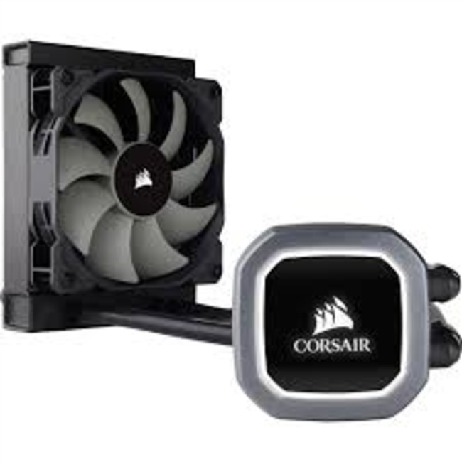 Corsair Value Select Cw-9060036-Ww Hydro Series H60 Single 120Mm Pwm Fan Liquid