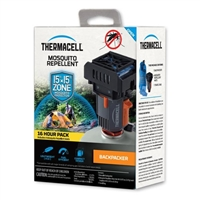 Thermacell Mr-Bpr Backpacker Mosquito Repeller 16 Hour Pack