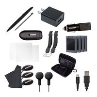 Dreamgear Dg3Dsxl-2261 20 In 1 Essentials Kit