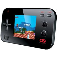 Dreamgear Dgun-2573 My Arcade Portable 220 Games Black