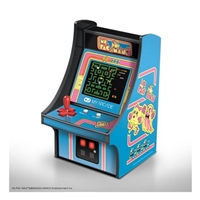 "Dreamgear Dgunl-3230 6.75"" Retro Ms. Pac-Man Micro Player"