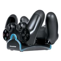Dreamgear Dgps4-6402 Ps4 Dual Charge Dock