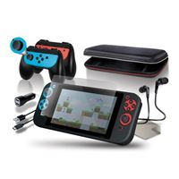 Dreamgear Dgsw-6502 Nintendo Switch Starter Bundle