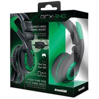 Dreamgear Dgxb1-6615 Grx-340 Xbox One Wired Gaming Headset