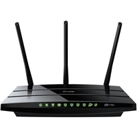 Tp-Link Archer C7 Ac1750 Wireless Dual Band Gigabit Router 3X 5Dbi Antennas And