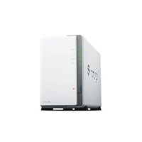 SYNOLOGY AMERICA CORP. DS220J 2 BAY NAS DISKSTATION DISKLESS