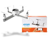 Circuit Scribe 00023 Drone Builder Kit-Build And Fly Your Own On-Board Camera