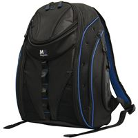 Mobile Edge Mebpe32 Black Royal Blue Trim Express Backpack 2.0 16In Pc/17In Mac