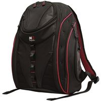 MOBILE EDGE LLC MEBPE72 EXPRESS BACKPACK 2.0 16IN/17IN MAC RED 600D BALLISTIC