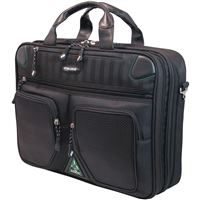 Mobile Edge Mesfbc 2.0 Scanfast Black Checkpoint Friendly 16In Briefcase