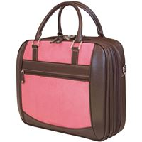 Mobile Edge Mesfebx Scanfast Element Briefcase Pink Checkpoint Friendly 16In