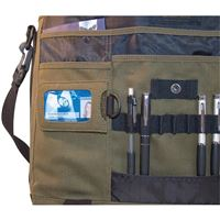 MOBILE EDGE LLC MECME9 ECO-FRIENDLY LAPTOP MESSENGER HOLDS 17.3 SCREENS MADE