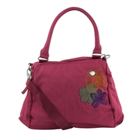 Haiku Hk068-Des Women'S Teardrop Eco Handbag Desert Bloom
