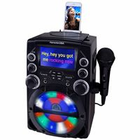 "Jskaraoke Gq740 Dok Cd+G Karaoke System 4.3"" Color Tft Screen"