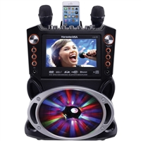 Gf846 Karaoke Usa Machine Dvd/Cdg/Mp3G